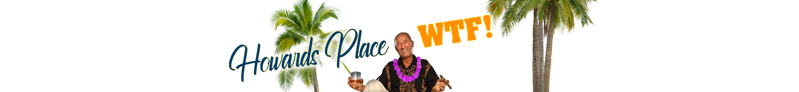 Howards Place WTF! Logo